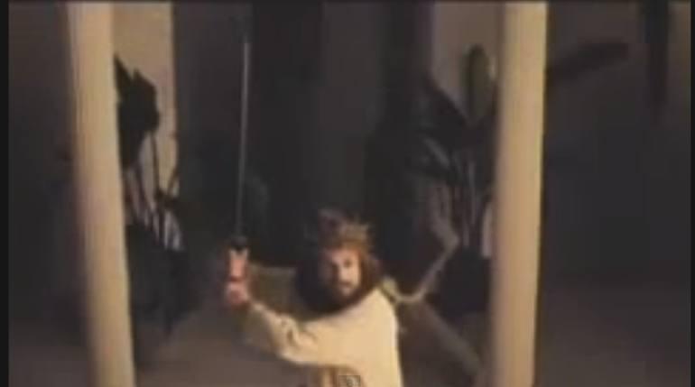 La parodia di Django-Gesù che fa arrabbiare i cristiani