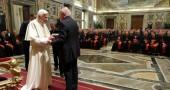 papa ratzinger si dimette