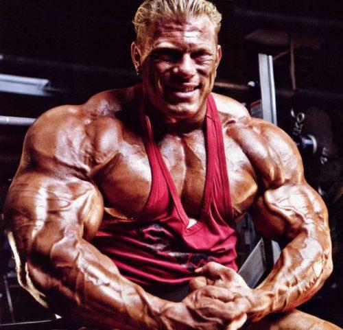 Gli uomini più muscolosi (e brutti) del mondo   Foto 13 di