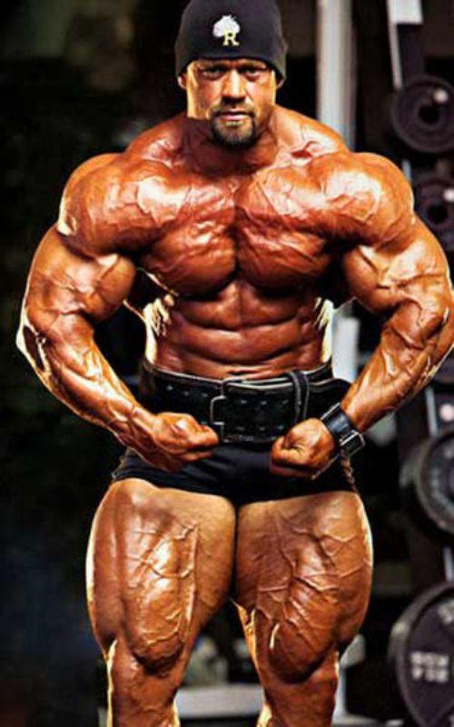 Gli uomini più muscolosi (e brutti) del mondo | Foto 15 di