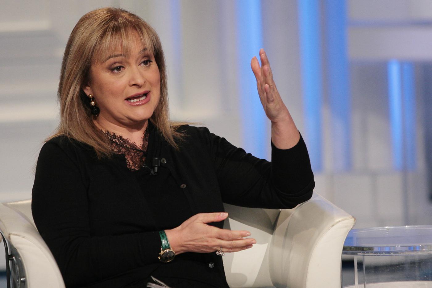 Barbara Contini: l'ex senatrice e le conversazioni erotiche