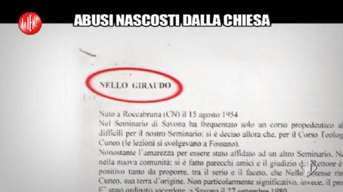 Don Nello Giraudo - la scheda