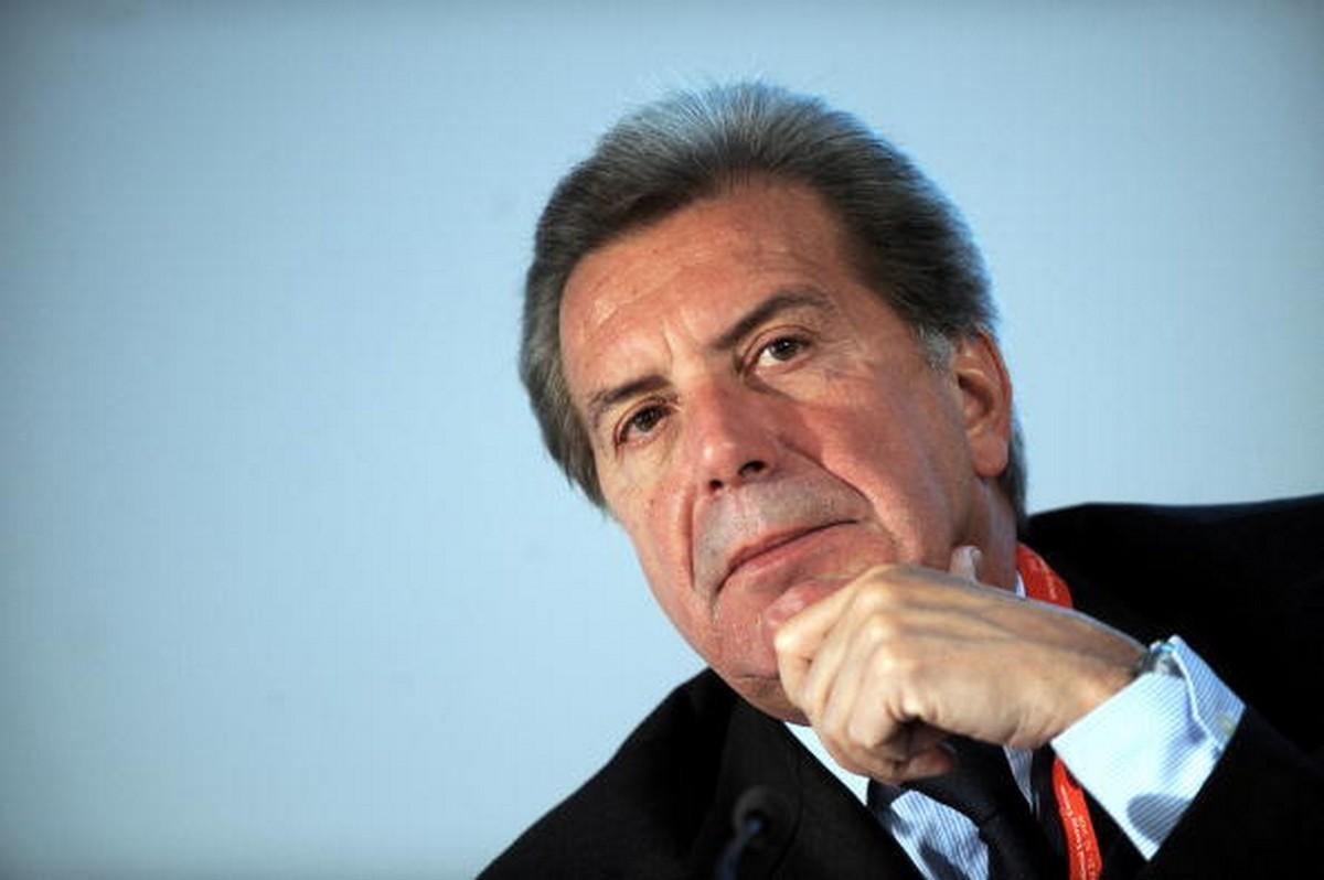Enel chairman Fulvio Conti of Italy list