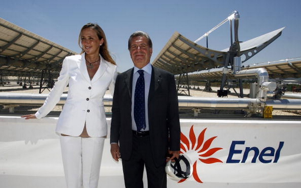 Italian Environment Minister  Stefania P