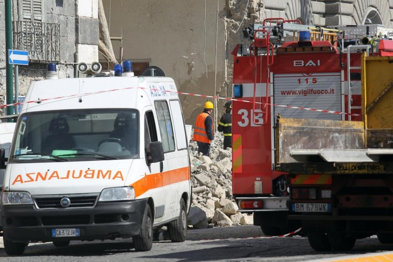 L'uomo morto nell'incendio a Palermo