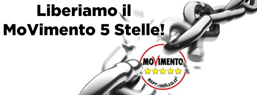 Chi l 39 autore del sito liberiamo i 5 stelle for Esponenti movimento 5 stelle