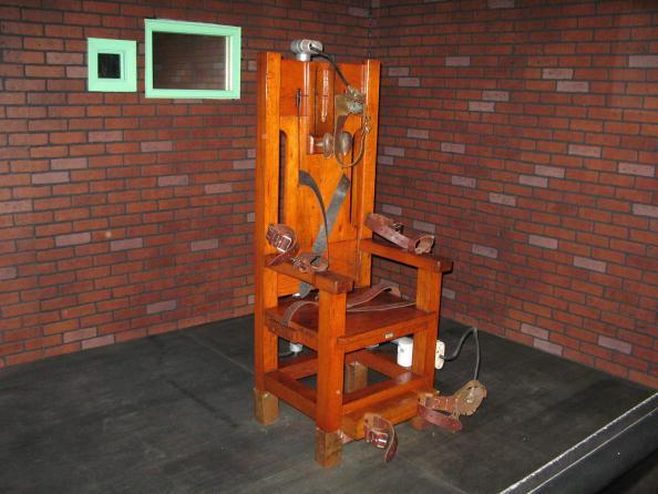 La sedia elettrica non si usa più negli Stati Uniti