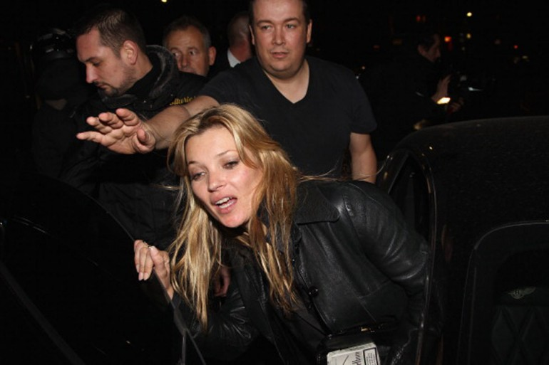 Givenchy AfterShow Party At l'Arc - Paris Fashion Week Fall/Winter 2012