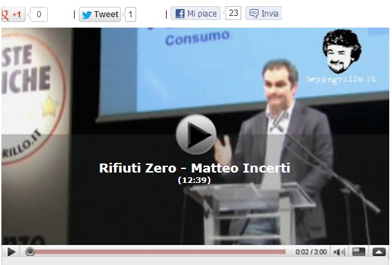 matteo incerti movimento 5 stelle