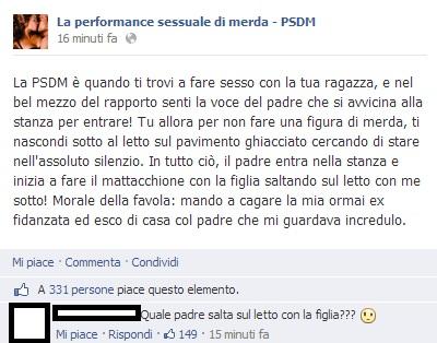 performance sessuale di merda (2)