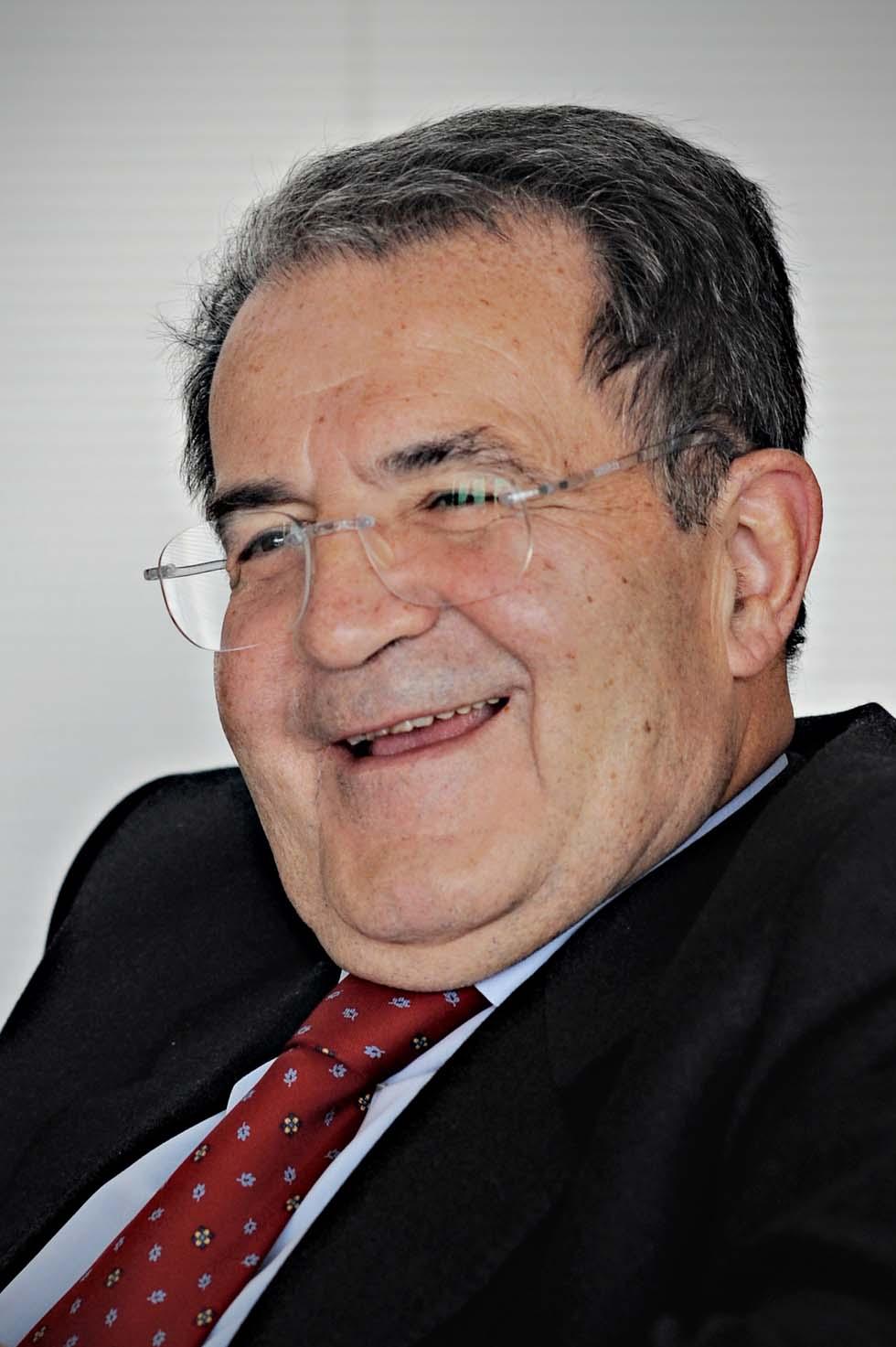 Romano prodi candidato come presidente della repubblica