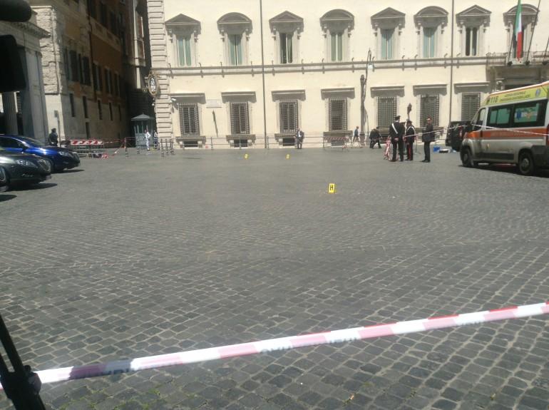 sparatoria palazzo chigi luigi preiti (3)