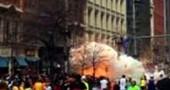 video esplosione boston maratona