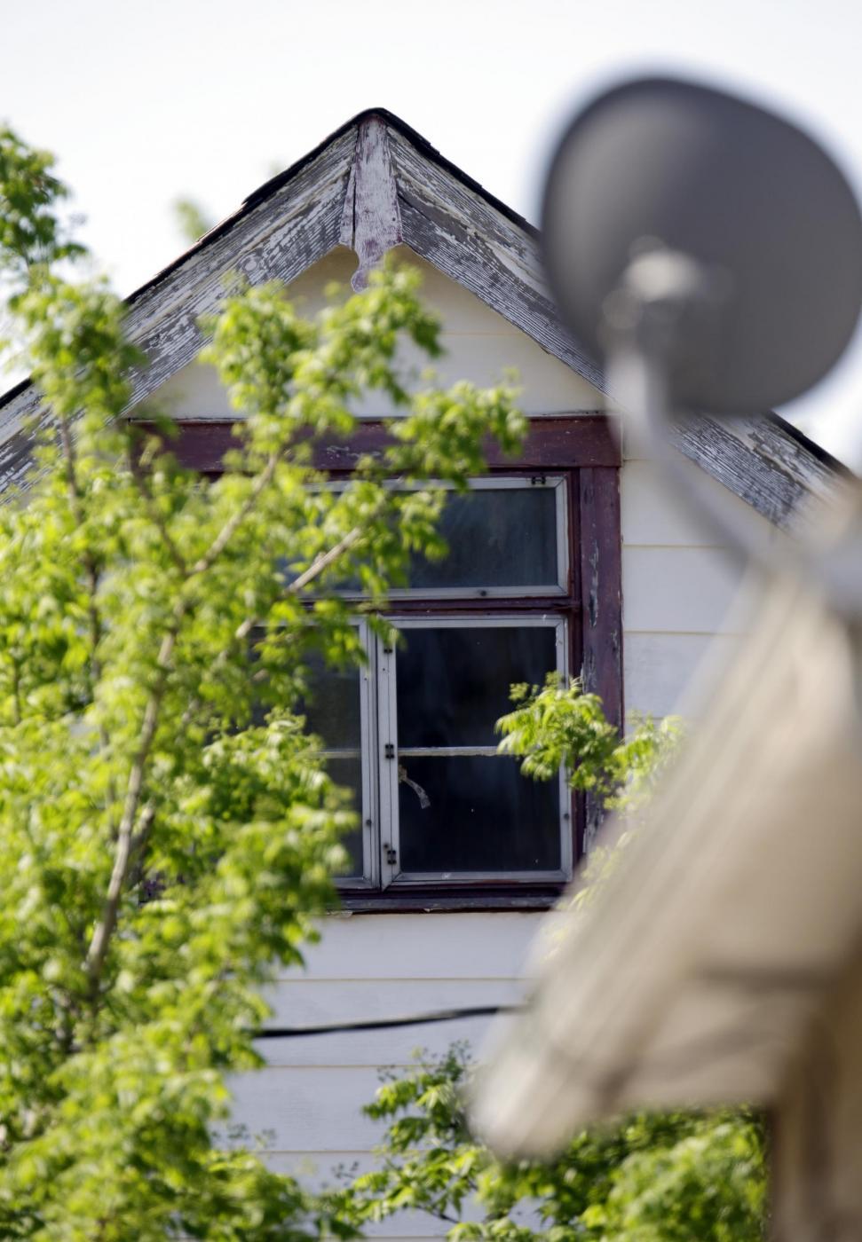 Le foto della casa degli orrori di cleveland foto 3 di 8 for Planimetrie della casa degli artigiani
