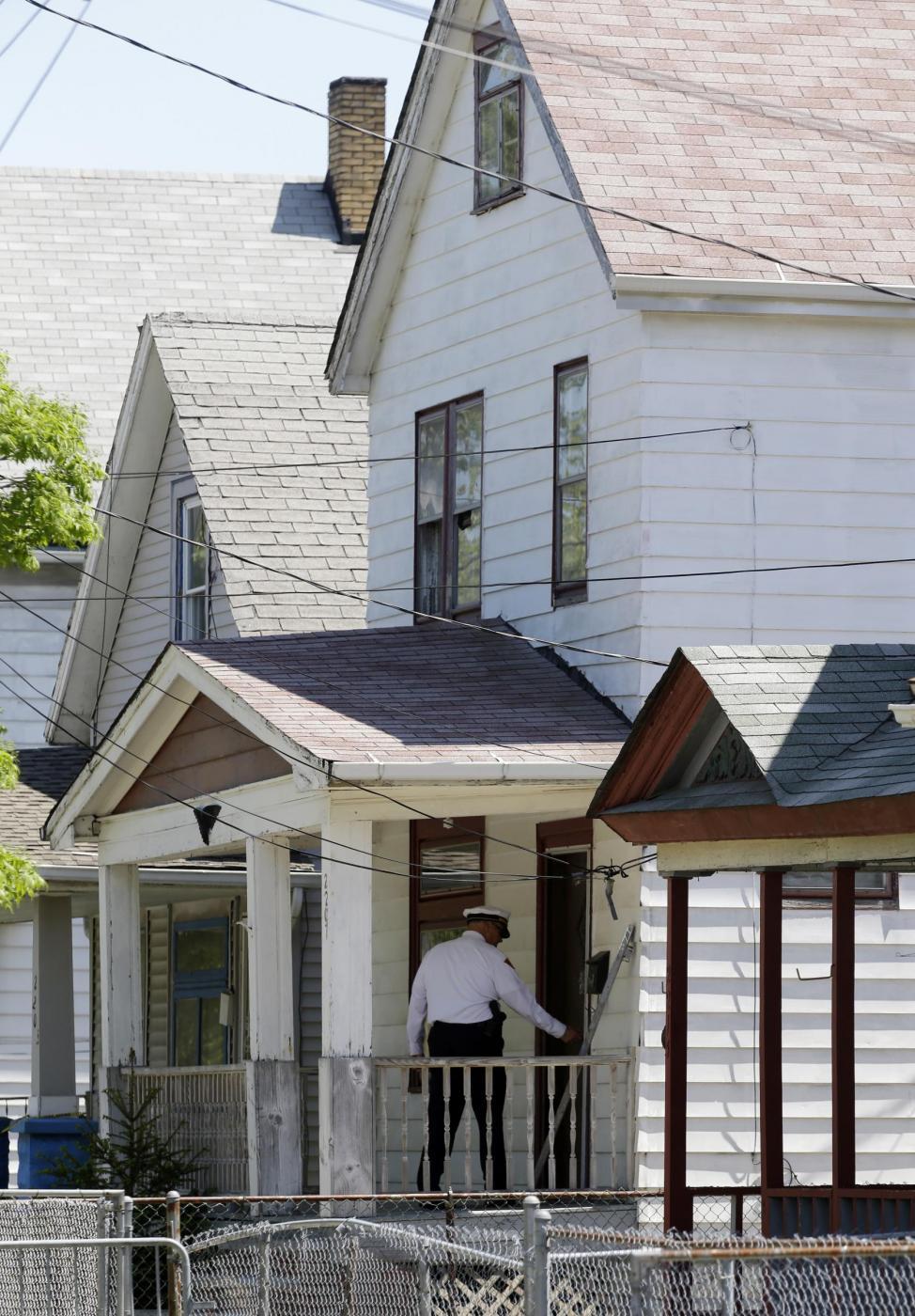 Le foto della casa degli orrori di cleveland foto 5 di 8 for Planimetrie della casa di gambrel