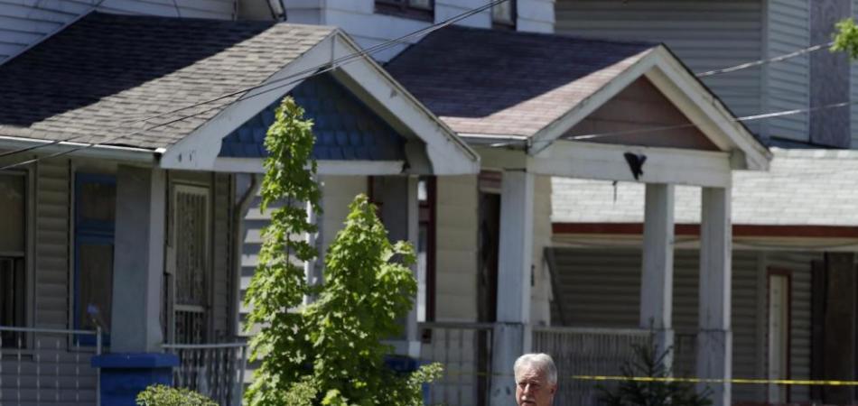 Le foto della casa degli orrori di cleveland giornalettismo for Planimetrie della casa degli artigiani
