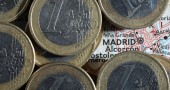 Spain Struggles Under Euro Debt