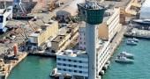 La palazzina dei Piloti del Porto di Genova