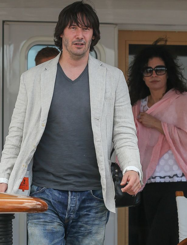 Keanu Reeves 2014 Girlfriend Images & Pictures - Becuo