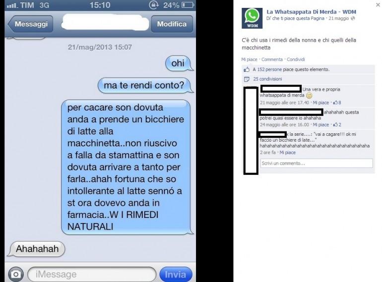 Whatsappata Di Merda 5