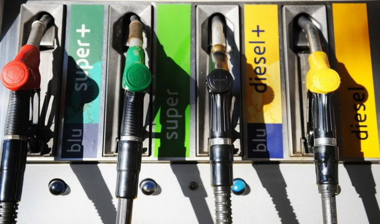 costo benzina diesel 5