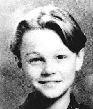 Com'erano le star quando andavano a scuola | Foto 30 di 45 ... Leonardo Dicaprio