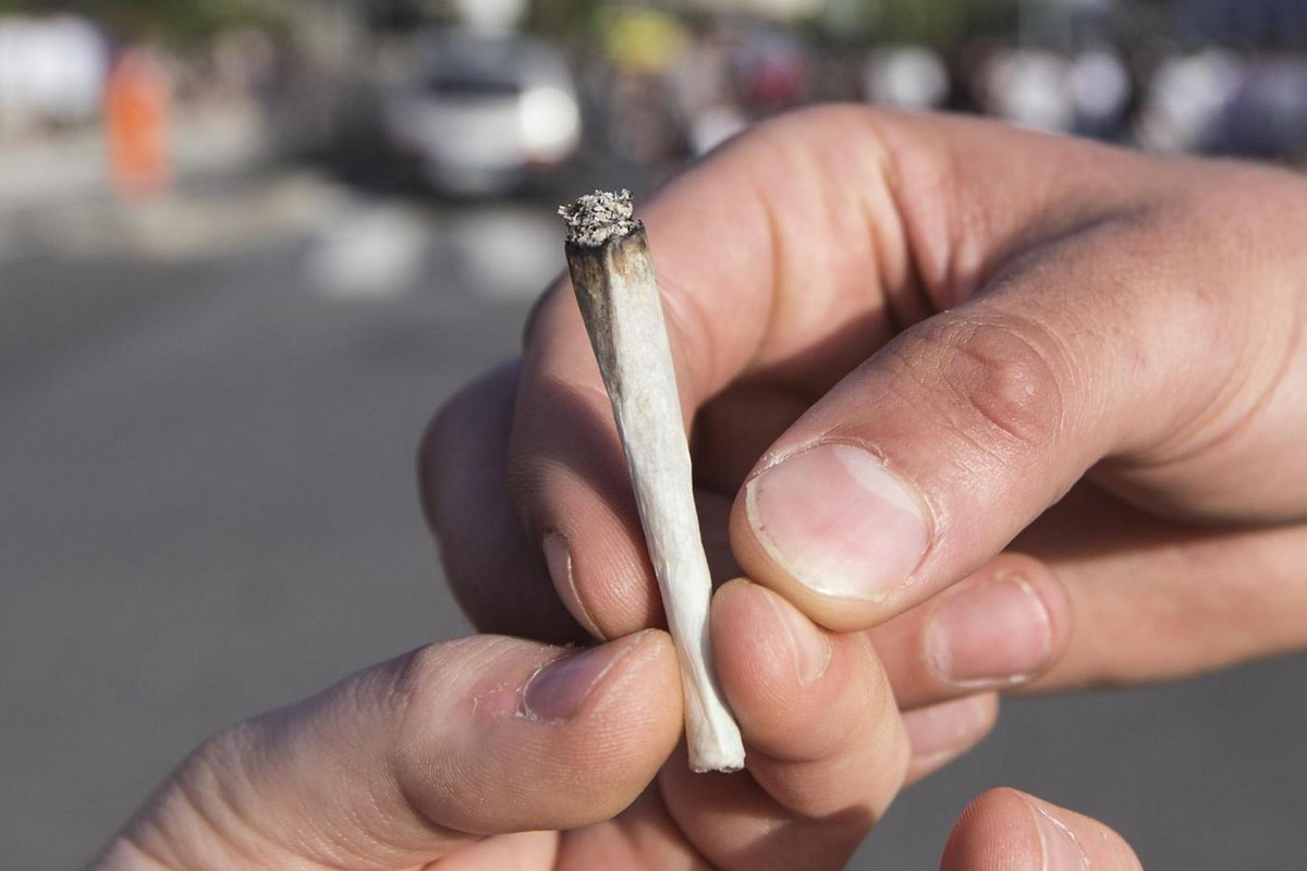 Million Marjiuana March - Corteo per la legalizzazione