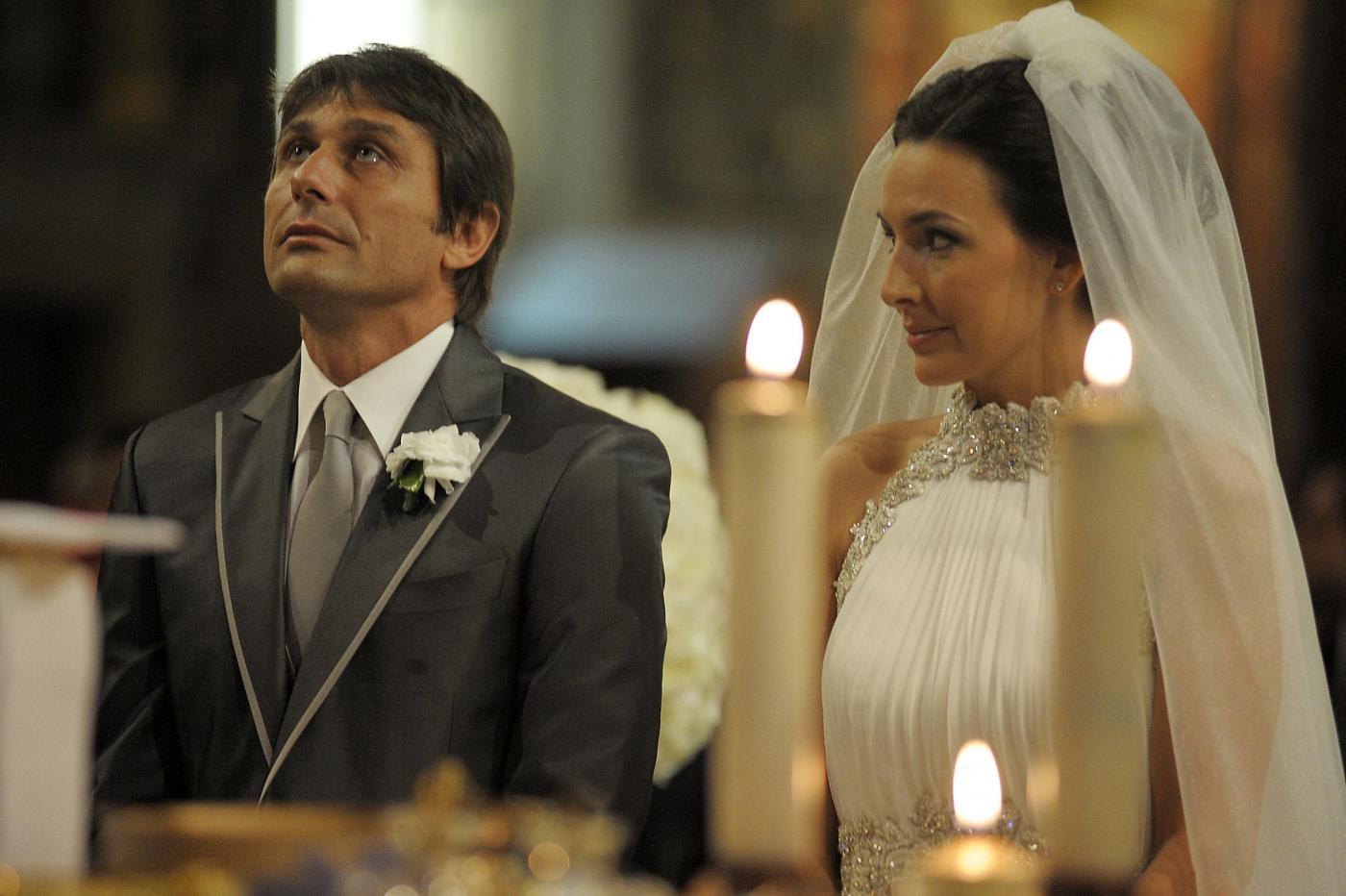 Matrimonio In Fotografia : Le foto del matrimonio di antonio conte giornalettismo