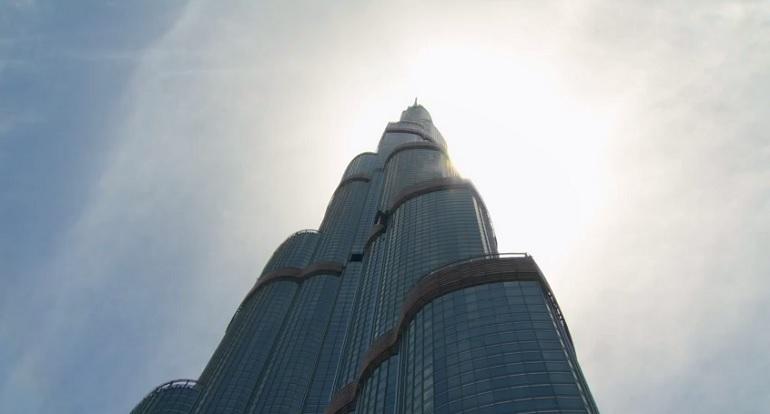 Burj Khalifa google maps 6