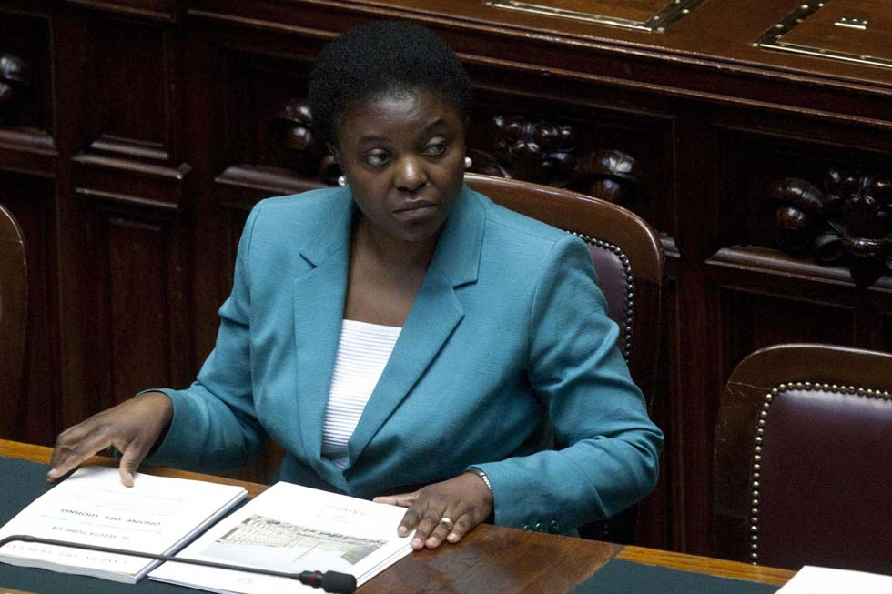 """""""Nuovi sbarchi a Lampedusa responsabilità del ministro Kyenge""""$"""