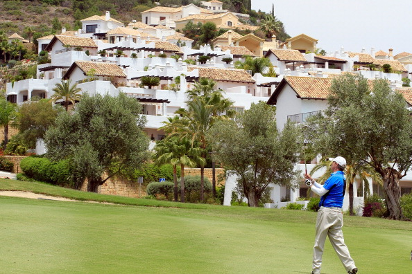 Benahavis Senior Masters - Day Three