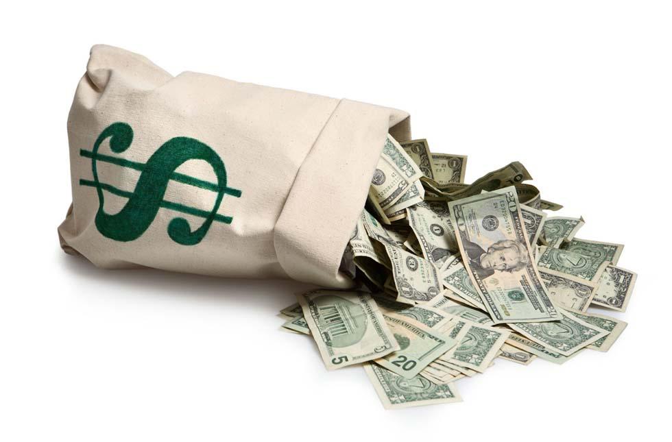 borsa soldi