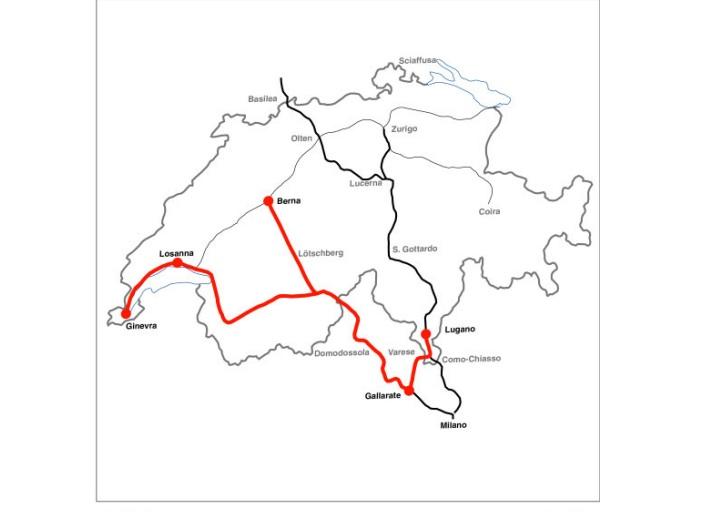 Arcisate - Stabio, la ferrovia che imbarazza l'Italia