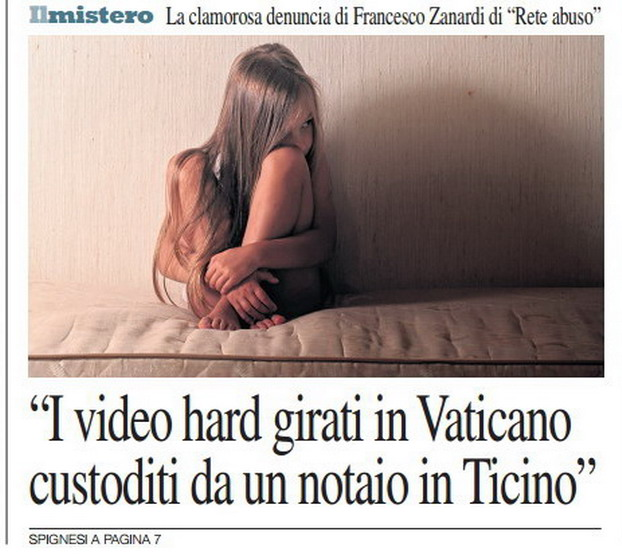 orge minori vaticano 2
