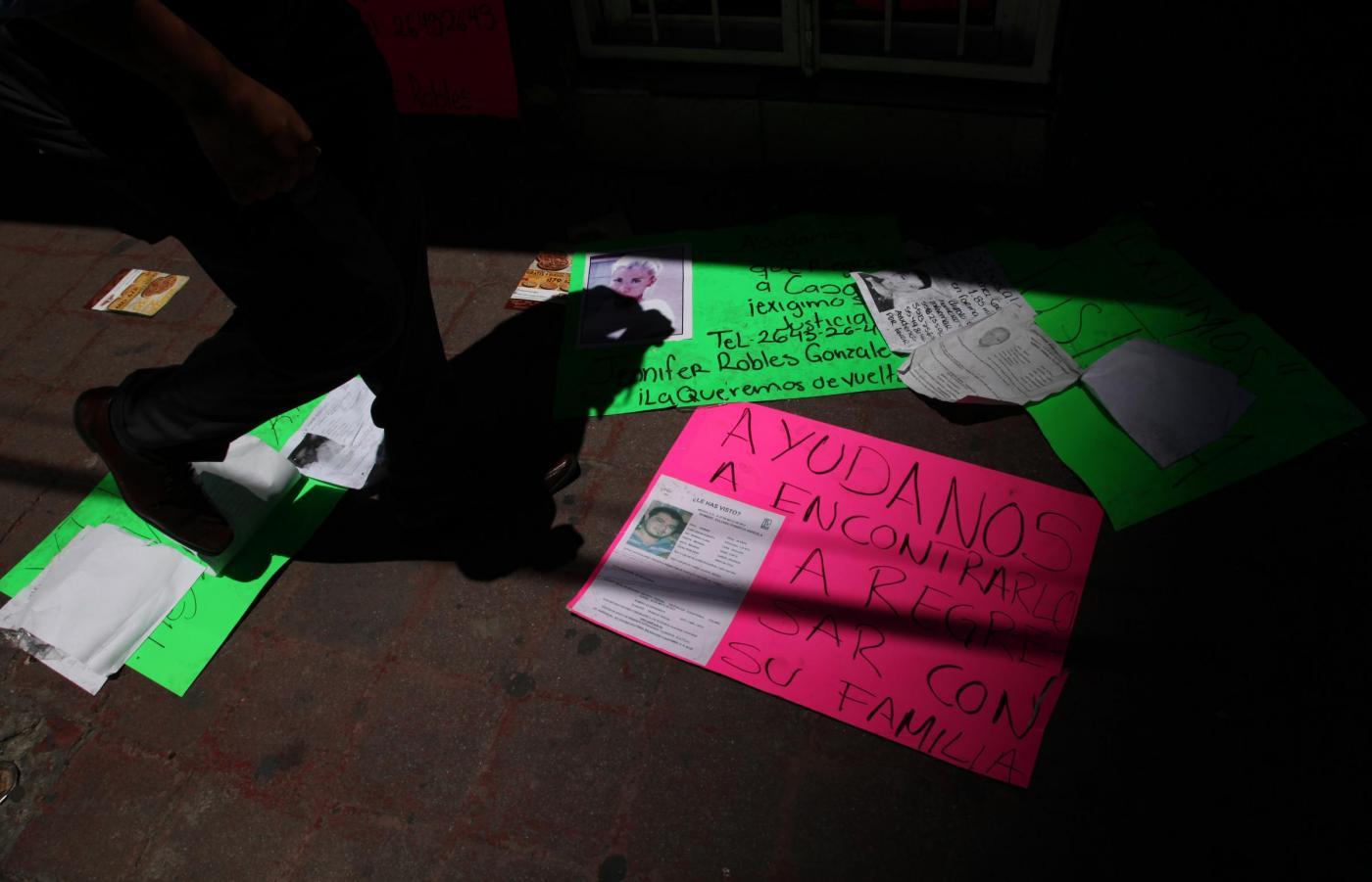 Il mistero degli 11 rapiti a Città del Messico