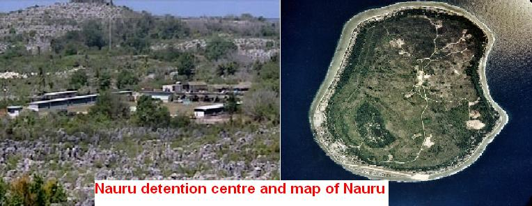 Il centro di detenzione di Nauru 1