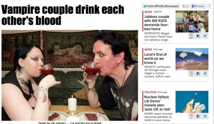 coppia vampiri suffolk