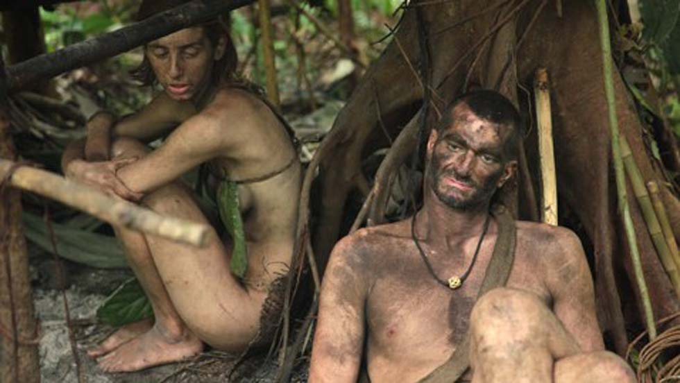 Suggest Naked and afraid shows ever thing consider