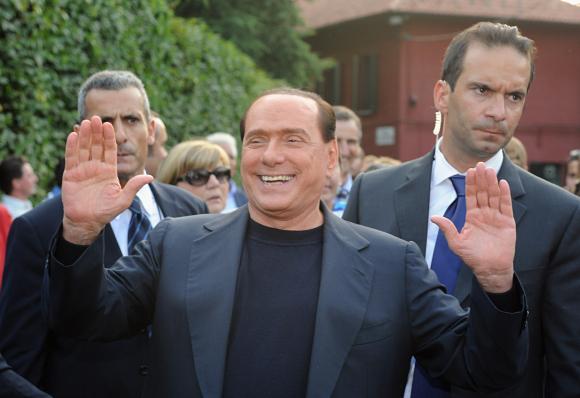 L'email che chiede la mobilitazione per Silvio