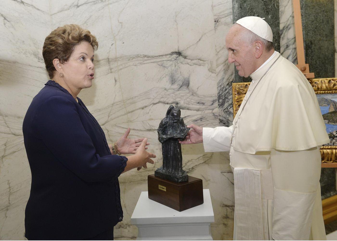 Quanto costa il viaggio di papa francesco in brasile for Quanto costa il pex