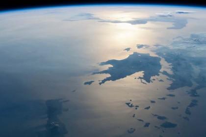 terra vista dallo spazio 3