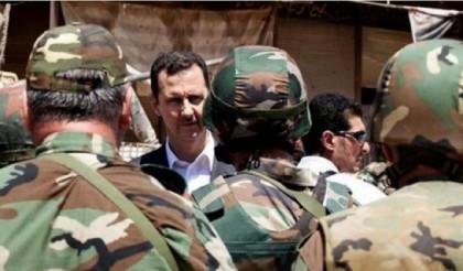 Assad Siria Guerra civile Aleppo immagini satellitari 3