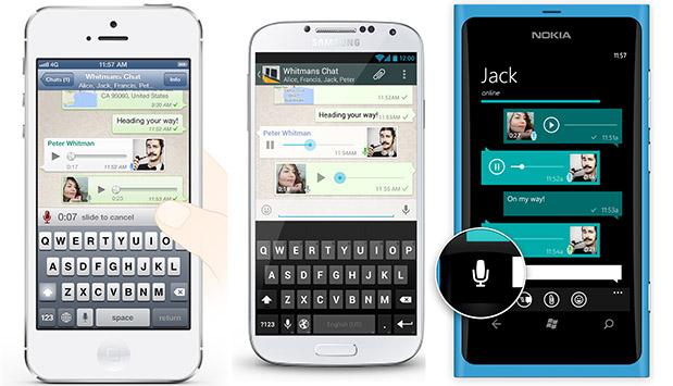 whatsapp messaggi vocali 1