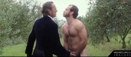 Jude Law nudo Dom Hemingway 2