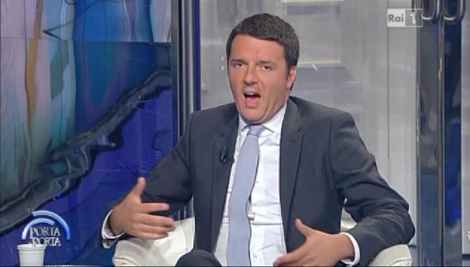 Quando Renzi accusava Monti: diffondete numeri ballerini, siete poco seri