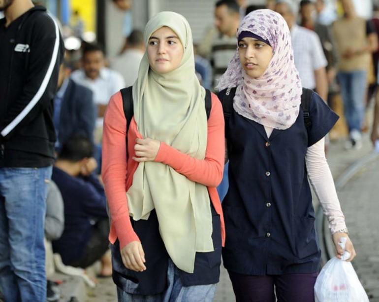 Jihad sessuale donne tunisine inviate in siria per - Perche le donne musulmane portano il velo ...