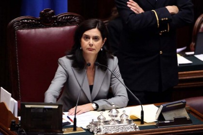 Naufragio Lampedusa Laura Boldrini