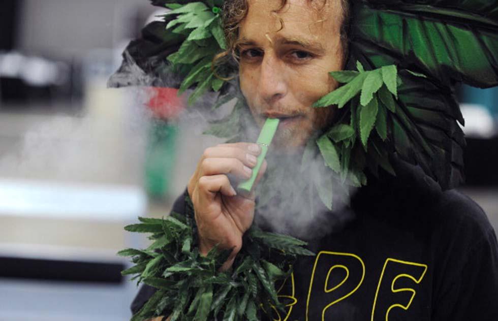 Strade di trattamento di fumo di tabacco