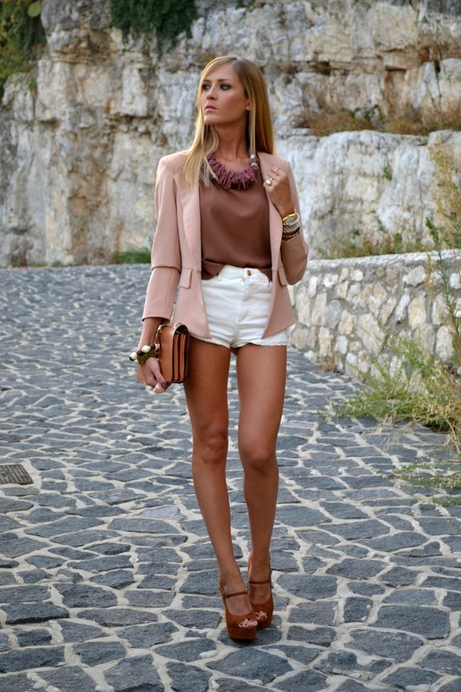 ragazza shorts