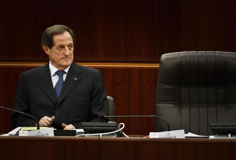 Il vicepresidente della Regione Lombardia Mario Mantovani (Pdl)